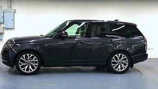 Graphene Range Rover