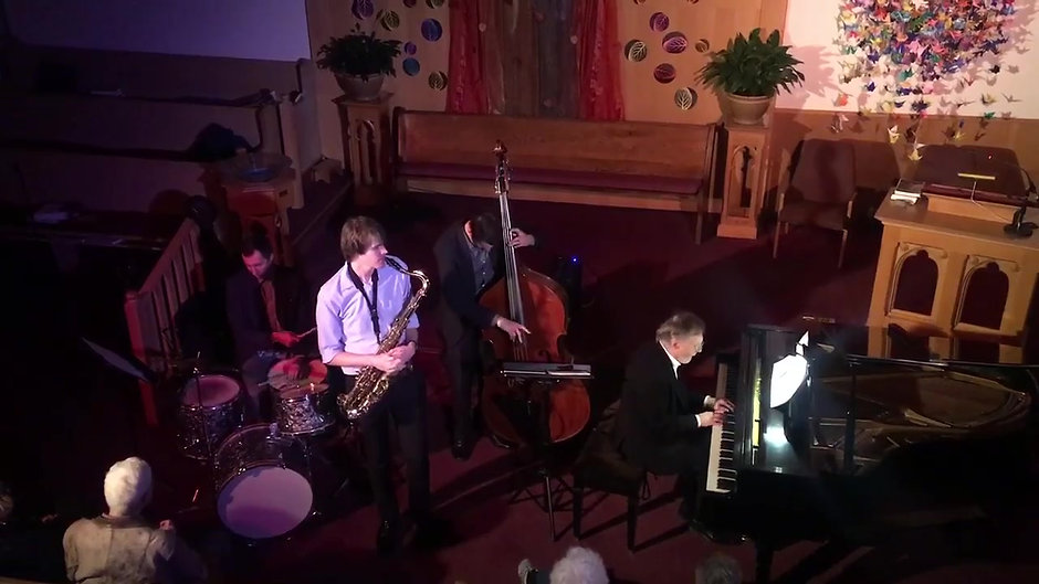 Andrew Greenwood Quartet