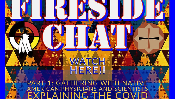 Native American Fireside Chat Part 1