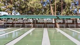 Shuffleboard Courts in Greenfield Village
