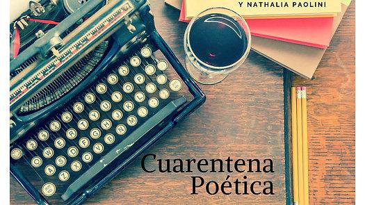 Cuarentena Poética