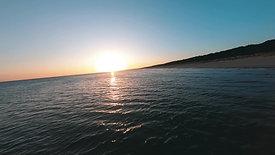 Meer bei Sonnenaufgang (Natur)