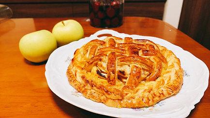 レシピ:アップルパイ