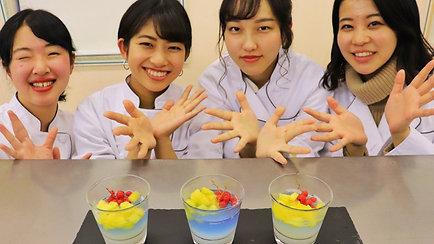 レシピ:七夕ゼリー