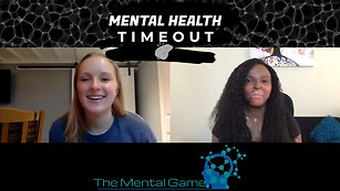 Mental Health Timeout: Hanna Hall