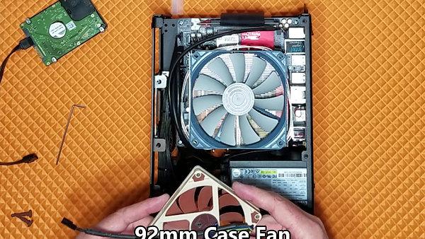MI-6 Case Build