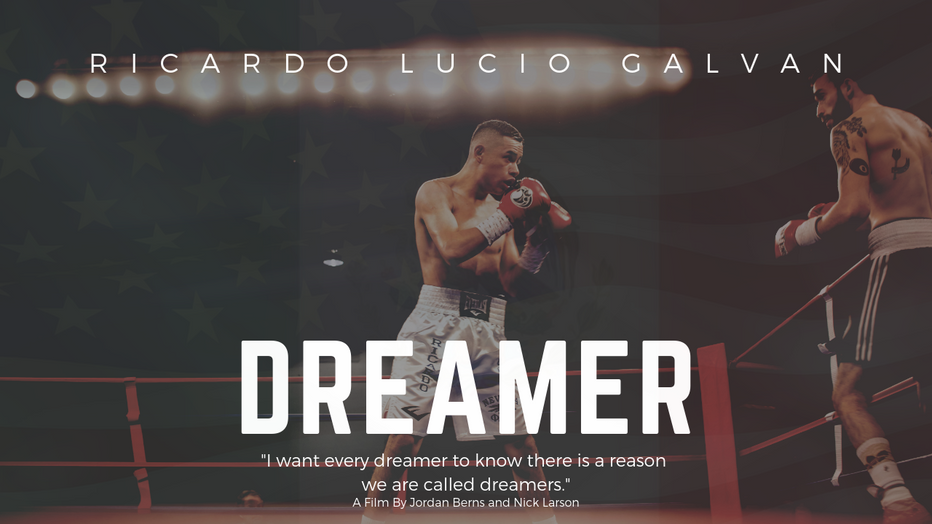 DREAMER - Boxing for DACA