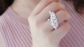 PMS 4-7mm Akoya Luxury Pearl Ring - AAAA