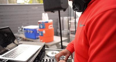 Mixer Event