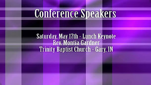 Womens Conference sponsored by Progressive Church
