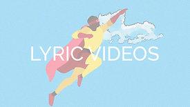 Heart Shape Culdesac Lyric Video