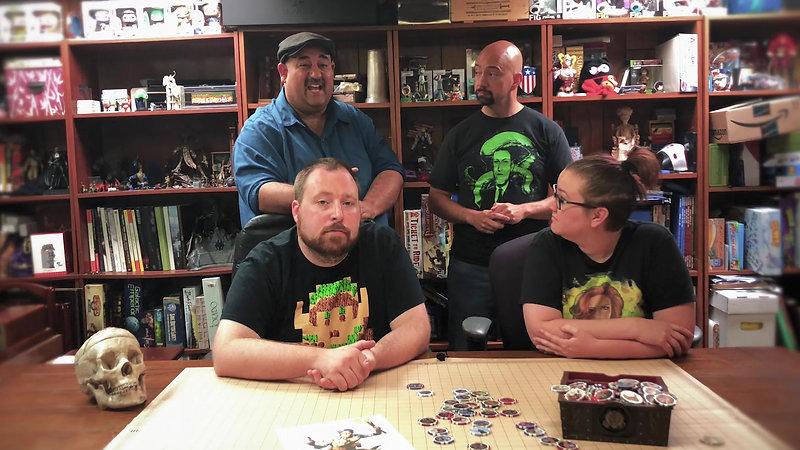 Danger Magnet Kickstarter Announcement