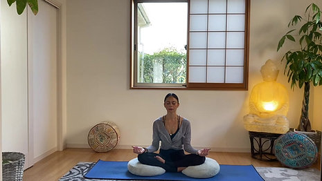 (5.5 Min.) For the Busy Yogi 5 Min. Meditation