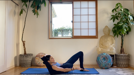 (18 Min) For the Busy Yogi Reboot, Release, Raise the Frequence Flow