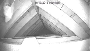 Circuits round attic space