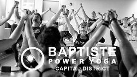 Decide. Commit. Grow | Baptiste Power Yoga