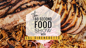 60 Second Food Show | The Grubfather