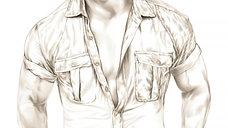 Drawing Dwayne The Rock Johnson_Medium - Copy