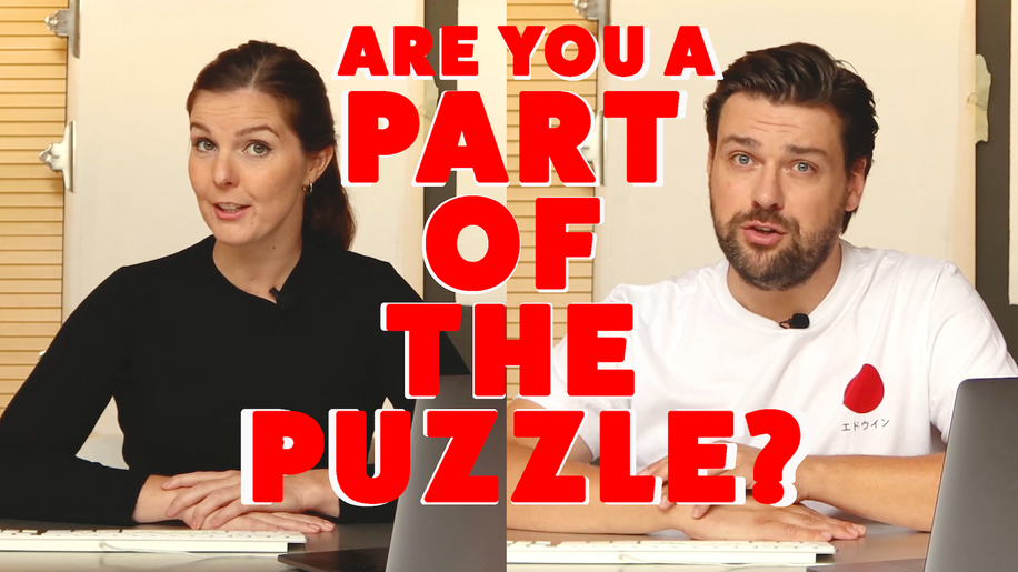 Join Puzzledstory.com
