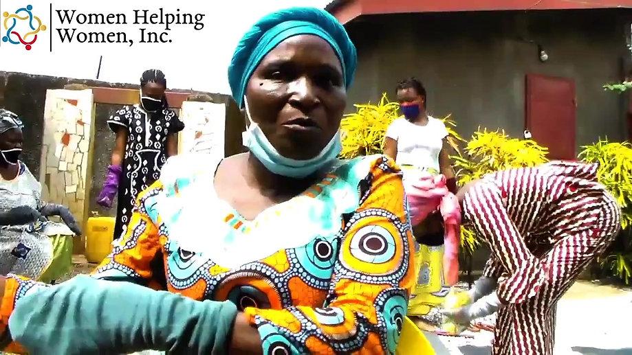 Soap Femme Aide Femme Guinée