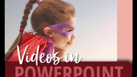 PowerPoint Videos
