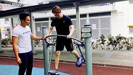 Fitness Corner- Elliptical Cardio Circuit Guide (EP. 1)