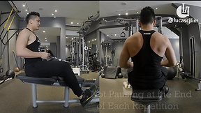 Seated Row - Common Mistakes