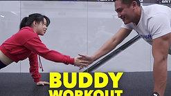 Buddy Workout - Burpee