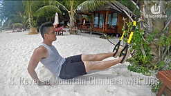 TRX Beach Variations (Intermediate)