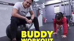 Buddy Workout - Mountain Bears