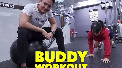 Buddy Workout - Mountain Bears