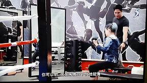 Tanglin Ep 505   Channel 5   Donald - Training Scene