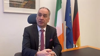 Grußwort Botschafter Mr Nicholas O'Brien