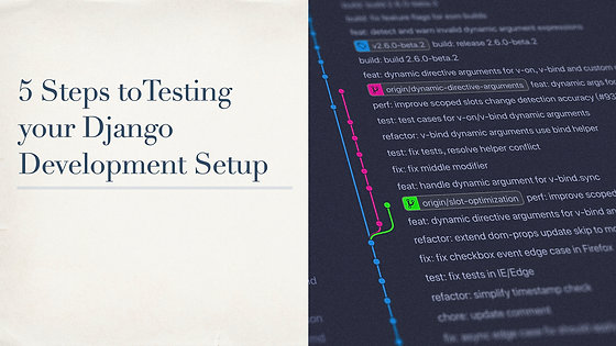 How to Create & Configure the Django Virtual Environment