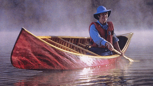 Video: Basic Classic Solo Canoeing