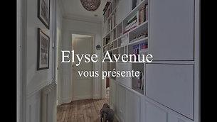 Mise en vente - Elyse Avenue