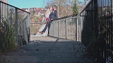 Hochzeitstrailer Ben & Katja