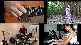 """La LLorona"" version by Kaylin Guinart, Sofia Diaz, and Diego Navarro"
