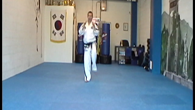 Two Step Sparring
