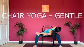 Gentle Chair Yoga