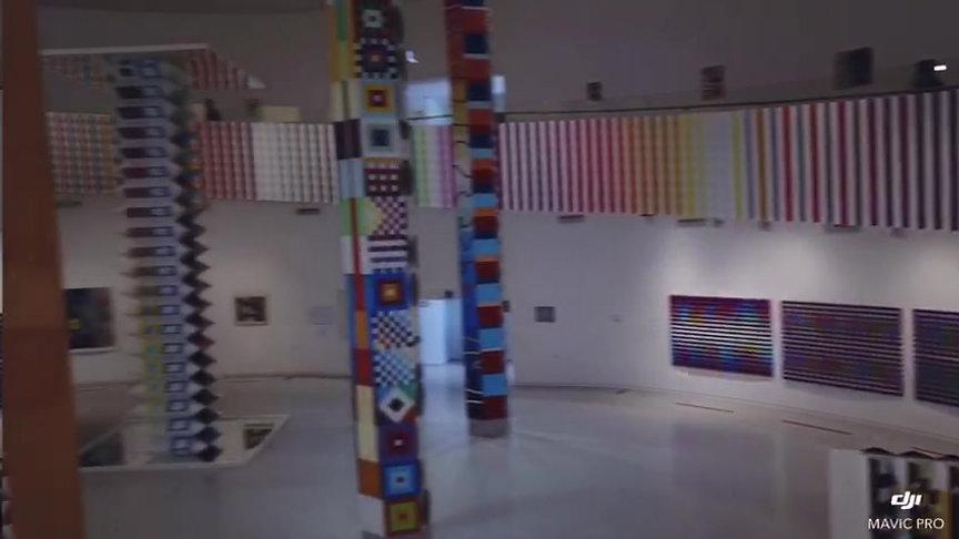 Visit the Agam Museum