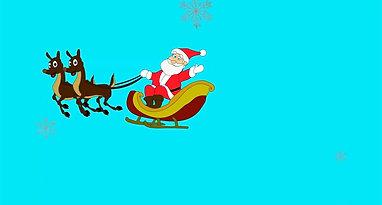 Christmas Social Animation