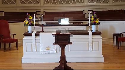 Brookside Church, April 25, 2021