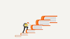 Cluey Learning - Book Staircase