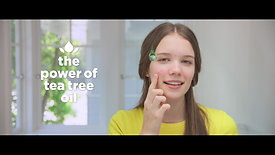 The Power of Tea Tree Oil (Acne) Television