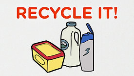 Recycling - Waste, Let's Get It Sorted