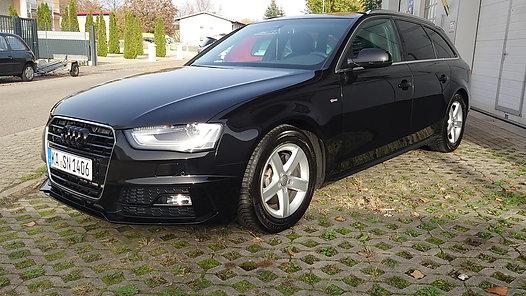Audi A4 | Stage 1 + Si3d HD Keramikversiegelung