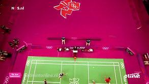 2016 - Uitleg van badminton op de Olympische Spelen NOS