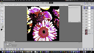 Adjustment Layers, Sharpening and Sizing
