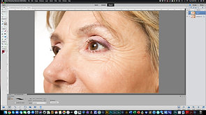 Homework #2 Retouching a Face